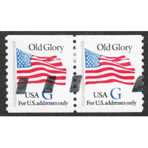 United States - Scott #2890 Used - Pair