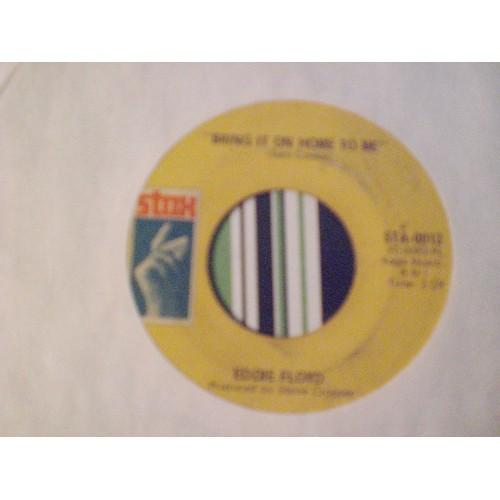 45 RPM NOR: #4333.. EDDIE FLOYD - SWEET THINGS YOU DO / STAX STA 0012 / VG