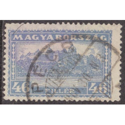 USED HUNGARY #419 (1927)