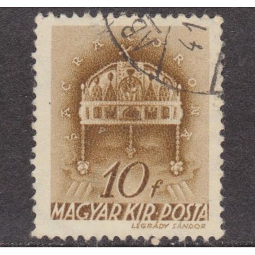 USED HUNGARY #542 (1939)