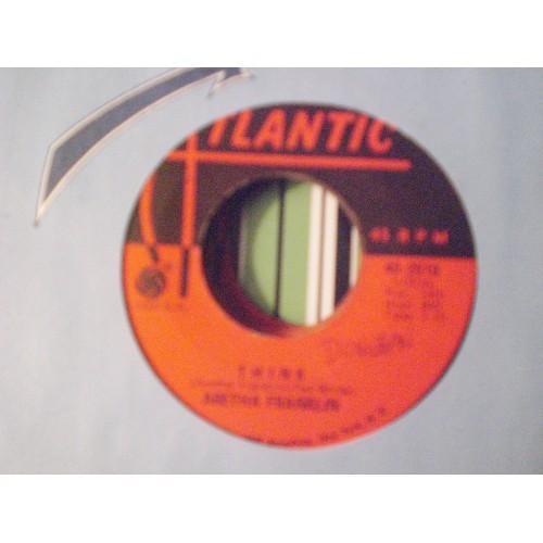 45 RPM NOR: #4403.. ARETHA FRANKLIN - THINK / ATLANTIC 45-2518 / VG/VG+