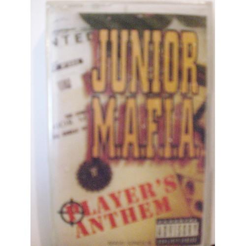 SEALED CASSETTE MAXIE SINGLE: #318.. JUNIOR M.A.F.I.A. - PLAYER'S ANTHEM / BIG B