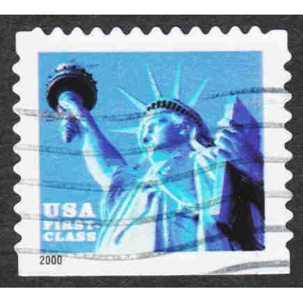 United States - Scott #3451 Used (3)