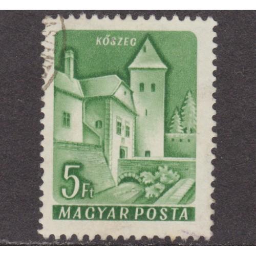 USED HUNGARY #1290 (1960)