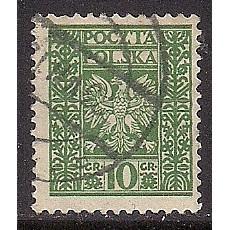 (PO) Poland Sc# 269 Used
