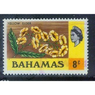 Bahamas (1971) Sc# 320 used