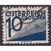 (AU) Austria Sc# J139 Used