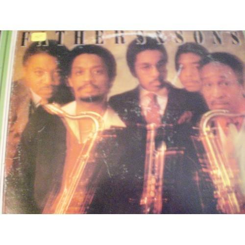 33 RPM JAZZ: #1464.. MARSALIS & FREEMAN - FATHERS & SONS / COLUMBIA FC 37972 VG+