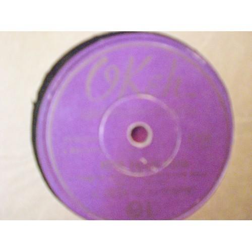 78 RPM: #437.. AL DEXTER - PISTOL PACKIN' MAMA & ROSALITA / OKEH 6708 .. VG/VG+