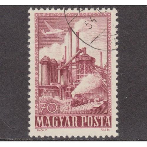 USED HUNGARY #C73 (1950)