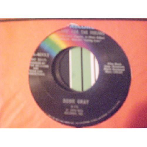 45 RPM: #4815.. DOBIE GRAY - REACHIN' FOR THE FEELING & GOOD OLD SONG / MCA 4015