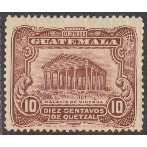 USED GUATEMALA #239 (1929)