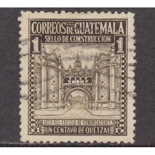 USED GUATEMALA #RA20 (1942)