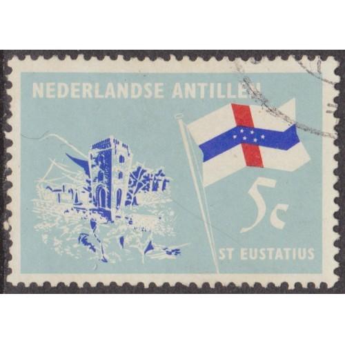 USED NETHERLANDS ANTILLES #299 (1965)