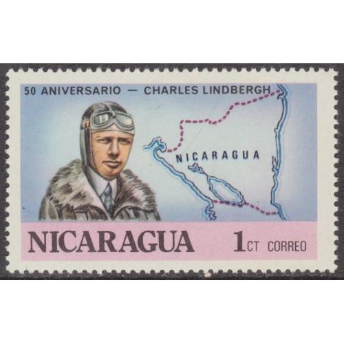 UNUSED/NH NICARAGUA #1050 (1977)