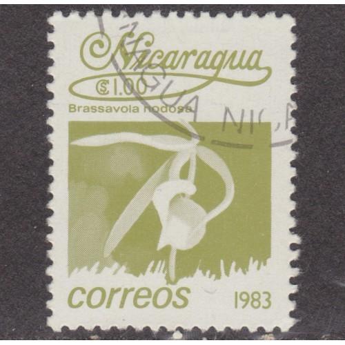 USED NICARAGUA #1210 (1983)