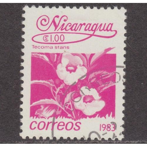 USED NICARAGUA #1223 (1983)