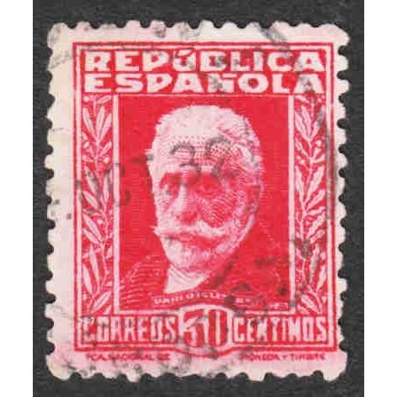 Spain - Scott #521 Used (3)