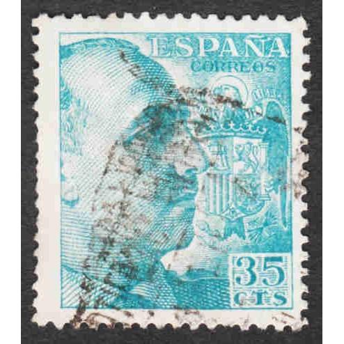Spain - Scott #696 Used