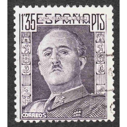Spain - Scott #715 Used