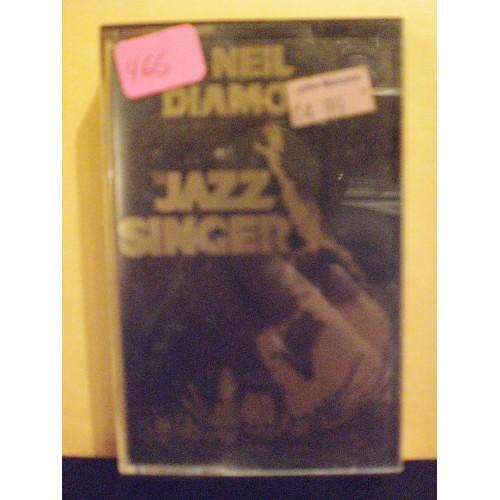 USED CASSETTE: #466.. NEIL DIAMOND - JAZZ SINGER / CAPITOL ST 12120