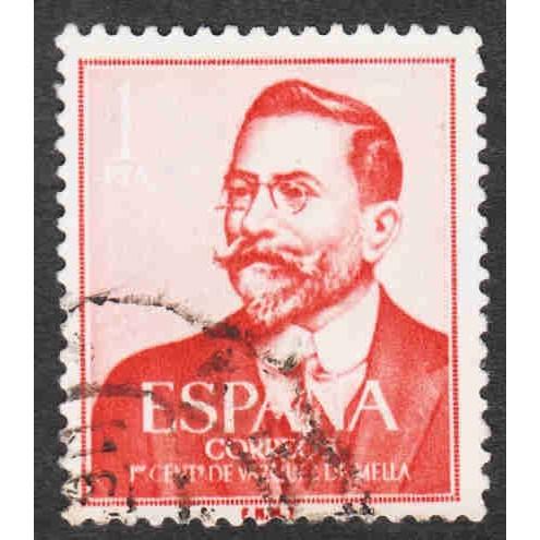 Spain - Scott #990 Used (1)