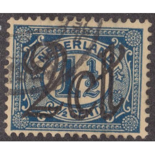 USED NETHERLANDS #118 (1923)