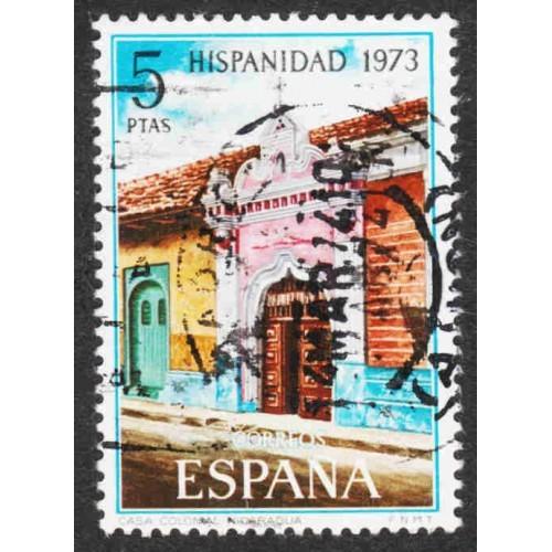 Spain - Scott #1783 Used