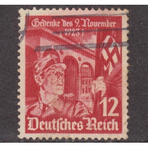 USED GERMANY #468 (1935)