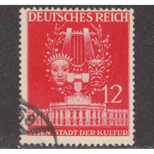 USED GERMANY #504 (1941)