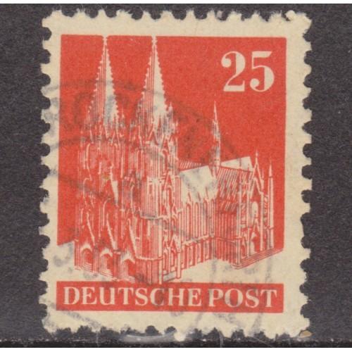 USED GERMANY #648 (1948)