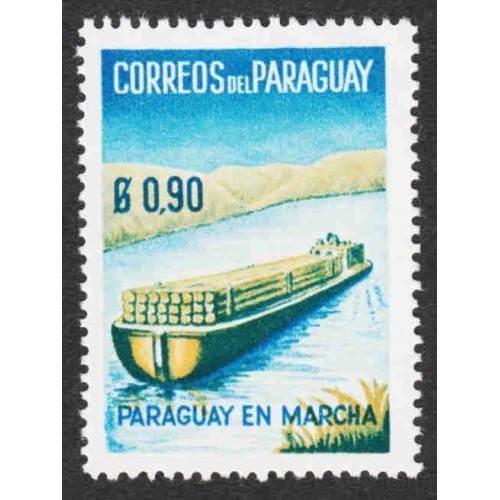 Paraguay - Scott #578 MH