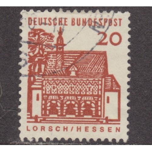 USED GERMANY #905 (1965)