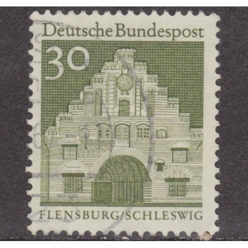 USED GERMANY #940 (1966)