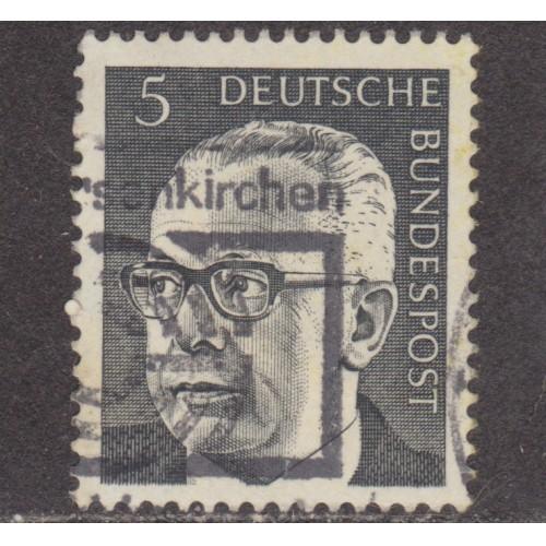 USED GERMANY #1028 (1970)