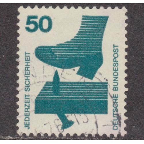USED GERMANY #1080 (1973)