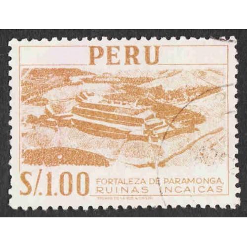 Peru - Scott #465 Used (2)