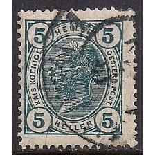 (AU) Austria Sc# 89 Used