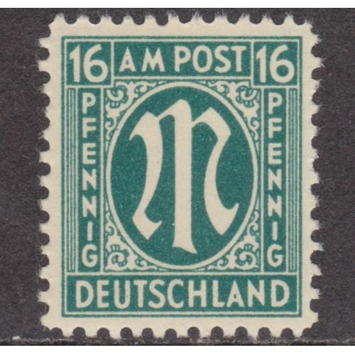 UNUSED/NH GERMANY #3N10 (1945)