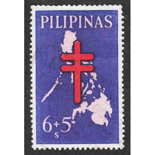 Philippines - Scott #B23 Used (2)