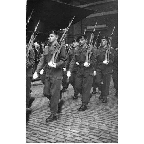 BELGIUM - prince Alexander ~on parade~