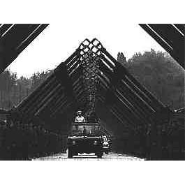 ENGLAND - Queen Elizabeth II ~parade of tanks in Dortmund~