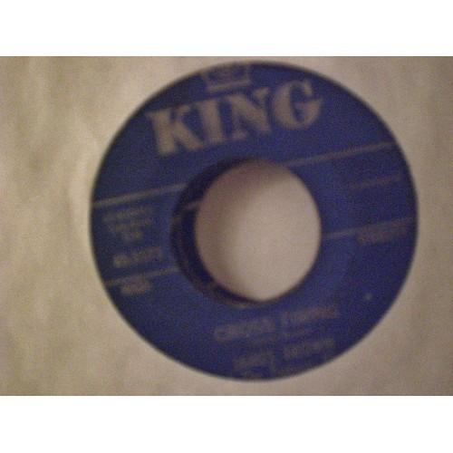 45 RPM: 2020.. JAMES BROWN - LOST SOMEONE & CROSS FIRING / KING 5573 / VG+