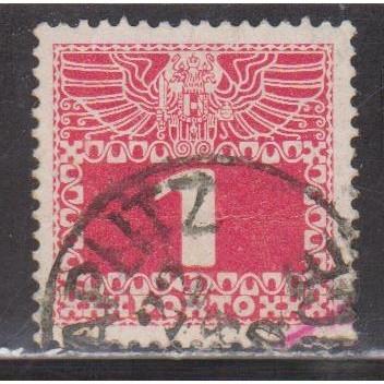 Austria # J34 Used (WS4388)