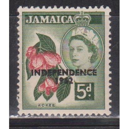 Jamaica # 189 MH(WS4458)
