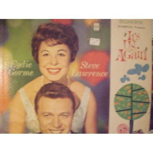 33 RPM: #945.. SILVIKRIN SHAMPOO PRESENTS: EYDIE GORME & STEVE LAWTENCE / IT'S U