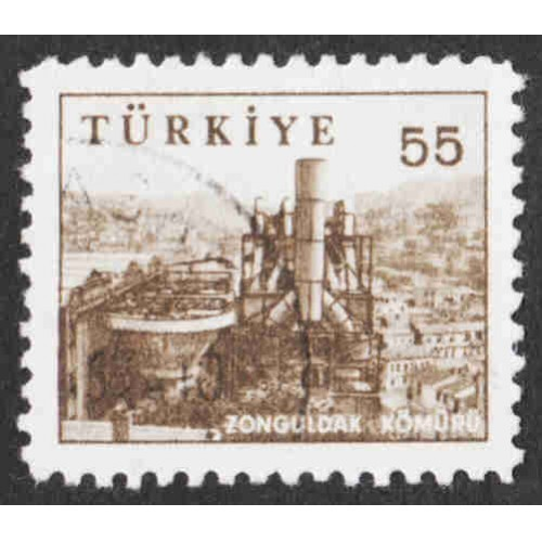Turkey - Scott #1451 Used