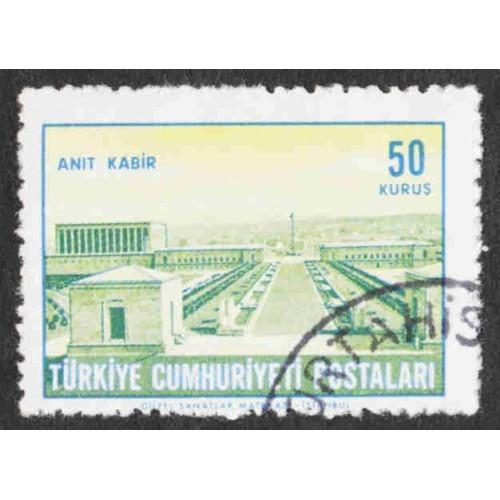 Turkey - Scott #1574 Used (1)