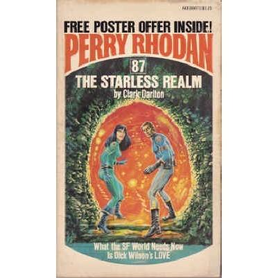 Perry Rhodan  87 THE STARLESS REALM Unread