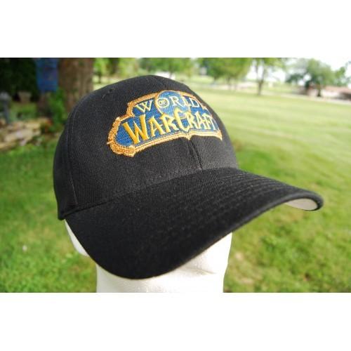 World of Warcraft Flexfit Baseball Cap Hat Large Extra-Large L XL